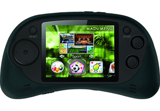 Lexibook console de jeux portable power arcade center 200 jeux en 1 noir jl 2385 b autres consoles - Console de jeux portable tactile ...