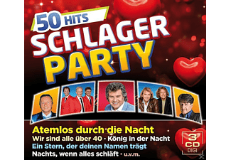 Various - Schlager Party-50 Hits - (CD)
