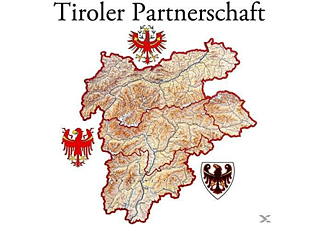 Various - Tiroler Partnerschaft/Lied der Tiroler Partnerscha - (5 Zoll Single CD (2-Track))