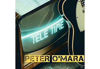 Peter O'mara - Tele Time - (CD)