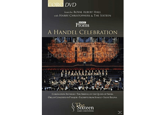 Harry Christophers, The Sixteen - A Handel Celebration - (DVD)