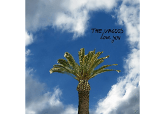 The Vagoos - I Love You (10'' Vinyl) - (Vinyl)