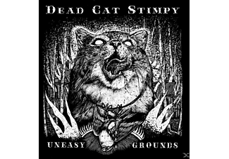 Dead Cat Stimpy - Uneasy Grounds (12''Vinyl) - (LP + Bonus-CD)