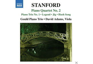David Gould Piano Trio & Adams - Kammermusik - (CD)