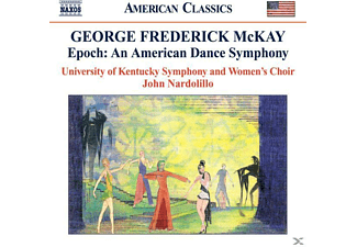 VARIOUS - Epoch: An American Dance Symphony - (CD)