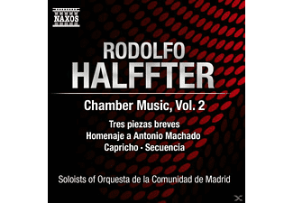 Orquestra De La Comunidad De Madrid - Kammermusik Vol.2 - (CD)