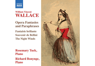 Richard Bonynge, Rosemary Tuck, TUCK,ROSEMARY & BONYNGE,RICHARD - Opernfantasien Und-Paraphrasen - (CD)