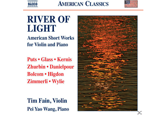 Fain & Wang - River Of Light - (CD)