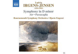 Engeset, Bournemouth So, Engeset/Bournemouth SO - Symphonie D-moll - (CD)