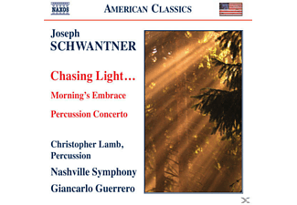 Nashville Symphony, Christopher Lamb, Giancarlo Guerrero, Lamb/Guerrero/Nashville SO - Chasing Light/Morning's Embrace - (CD)