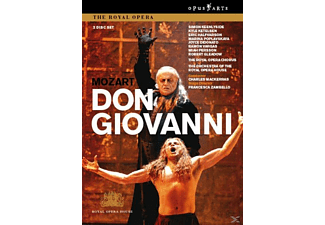 VARIOUS, Royal Opera Chorus, Orchestra Of The Royal Opera House - Don Giovanni - (DVD)