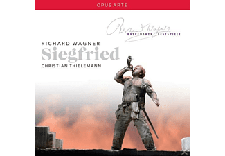 Thielemann, Gould, Siegel - Siegfried [CD]