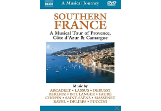 VARIOUS - A Musical Journey: Southern France - (DVD)