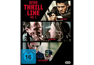 Minutes + Cold Blooded + Cold War - (Blu-ray)