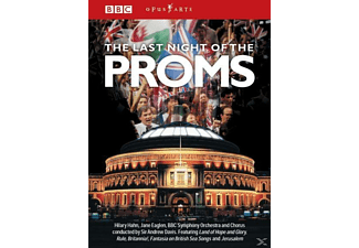 VARIOUS - The Last Night Of The Proms (Ntsc) [DVD]