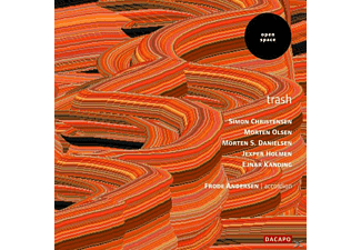 Frode Andersen - Trash - (CD)