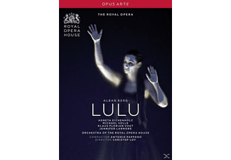 VARIOUS, Pappano/Eichenholz/Volle - Lulu - (DVD)
