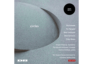 Thaarup, Bellincampi, Dr Sinfoni - Circles - (CD)