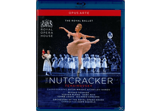 YOSHIDA/CERVERA/ROYAL OPERA HOUSE, Kessels/The Royal Ballet - Der Nussknacker - (Blu-ray)