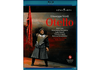 ROS-MARBA/CURA/STOYANOVA - Othello [Blu-ray]