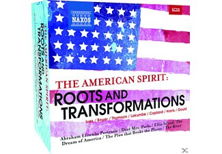 VARIOUS - Roots and Transformations - (CD)