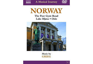 A Musical Journey - Norwegen - (DVD)