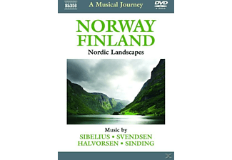 A Musical Journey - Norwegen/Finnland - (DVD)