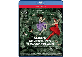 Wordsworth/Royal Ballet - Alice's Adventures In Wonderland - (Blu-ray)