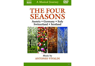A Musical Journey - The Four Seasons [DVD]