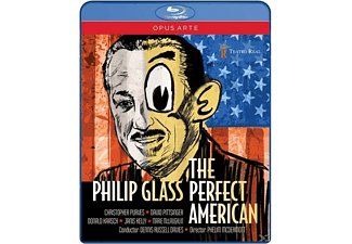 Improbable Skills En, Russel Davies/Purves/Pittsinger - The Perfect American - (Blu-ray)