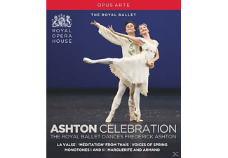 Royal Ballet London, Royal Ballet - Ashton Celebration - (Blu-ray)