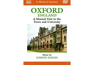 A Musical Journey - Engand/Oxford - (DVD)