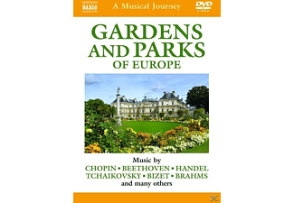 VARIOUS - A Musical Journey: Gardens And Park [DVD]