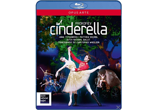 Wheeldon/Tsygankova/Golding, Florio/Durch National Ballet - Cinderella [Blu-ray]