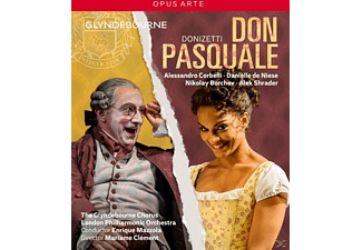 The Royal Opera House - Don Pasquale - (Blu-ray)