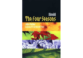 Fischer Julia - Vivaldi - The Four Seasons (Bbc) - (DVD)
