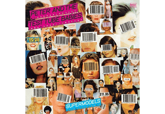 Peter & The Test Tube Babies - Supermodels - (Vinyl)