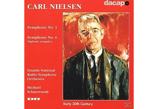 Danish National Radio Symphony Orchestra - Symphony No. 1 & No. 6 - (CD)