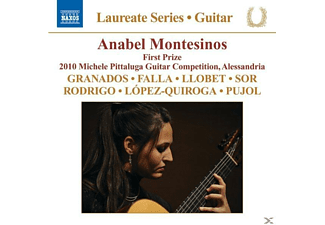 Anabel Montesinos - Gitarrenrecital - (CD)
