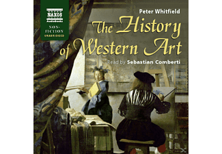 The History of Western Art - 4 CD - Hörbuch