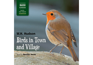 Birds in Town and Village - 6 CD - Hörbuch