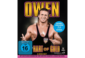 Owen Hart - Hart of Gold - (Blu-ray)