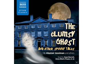 The Clumsy Ghost - 2 CD - Hörbuch