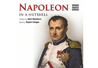 Napoleon in a Nutshell - 1 CD - Hörbuch