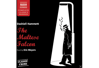 The Maltese Falcon - 6 CD - Hörbuch