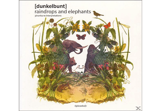 Dunkelbunt - Raindrops And Elephants - (CD)