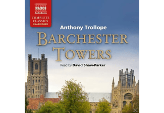 Barchester Towers - 17 CD - Hörbuch