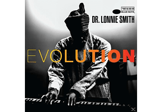 Dr. Lonnie Smith - Evolution - (CD)