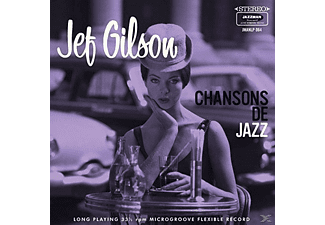 Jef Gilson - CHANSONS DE JAZZ - (CD)