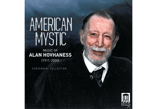 The Seattle Symphony, Schwarz - American Mystic - (CD)